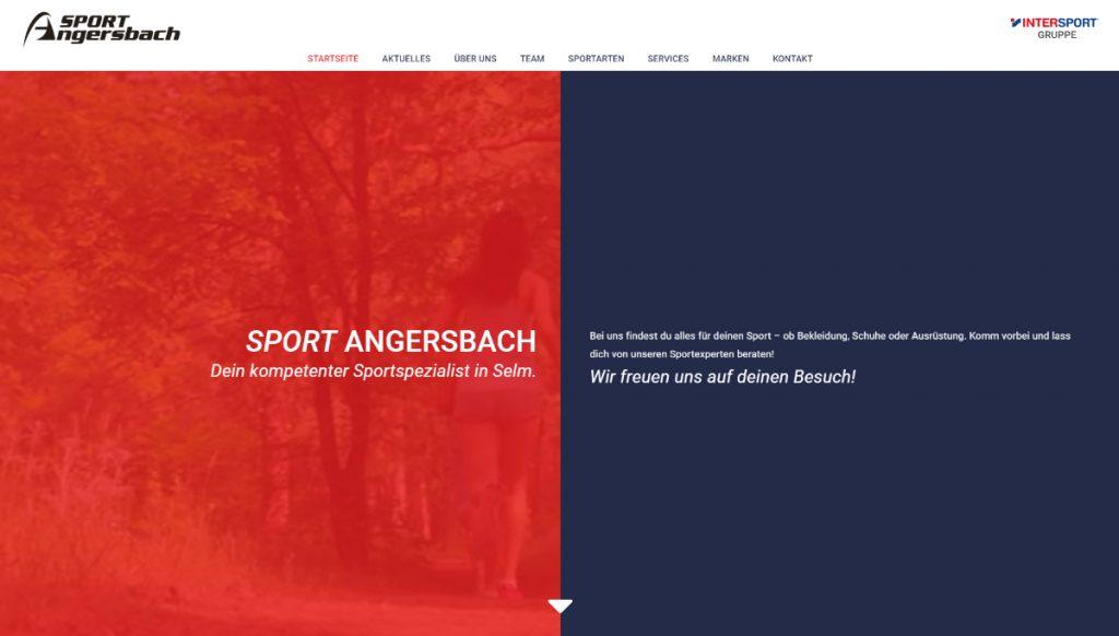SPORT Angersbach